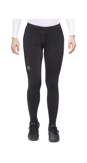 Odlo Sliq Warm Tights Women black-black